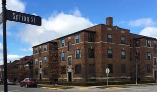 Mason Sherman Apartments, New Buffalo, MI