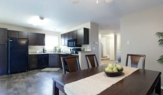 Dining Room, Foxboro and Ashworth Pointe Townhomes