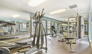Fitness Weight Room, The Regent