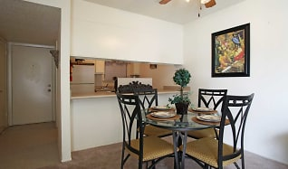 Dining Room, Gretna Park Apartment Homes