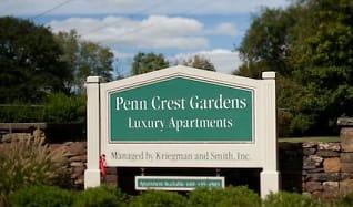 Community Signage, Penn Crest Gardens