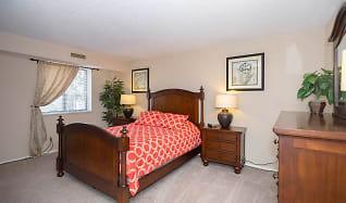 Bedroom, The Presidential