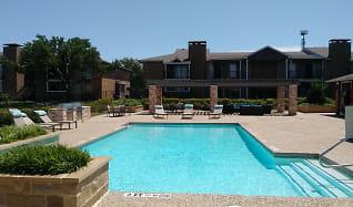 Pool, RedRock Apartments
