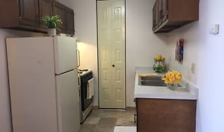 Kitchen, Indian Hills Apartments