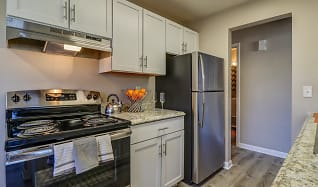Kitchen, Adeline Circle Apartments