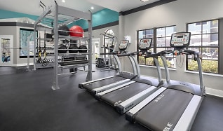 Fitness Weight Room, The EnV