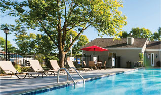 Pool, Southfork Townhomes