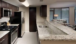 Kitchen, Instrata Pentagon City