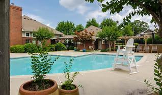 Pool, Villages At Carver