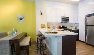 Kitchen, Avalon Berkeley