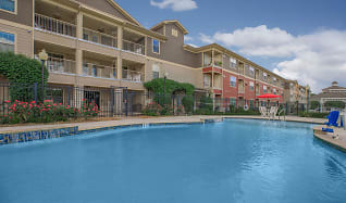Pool, Cypress Garden 55 + Community