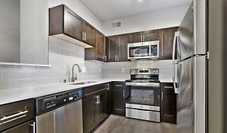 Kitchen, Flatiron District at Austin Ranch