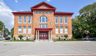 Building, The Pierce School Lofts