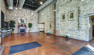 Foyer, Entryway, Schuster Lofts