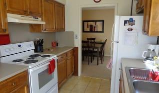 Kitchen, Shenandoah Ridge Townhomes