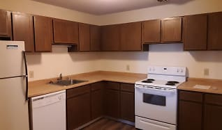 Kitchen, Westwinds Apartment Homes