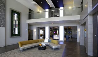Foyer, Entryway, The Depot at Nickel Plate