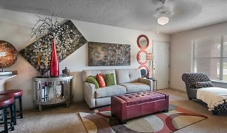 Living Room, The Links at Fort Smith