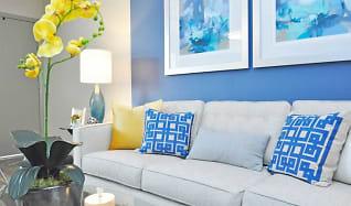 Living Room, Element at Cedar Bluff
