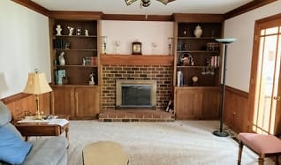 Living Room, 13404 Castle Hollow Ct