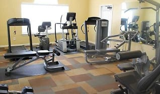 Fitness Weight Room, Waterford Landing