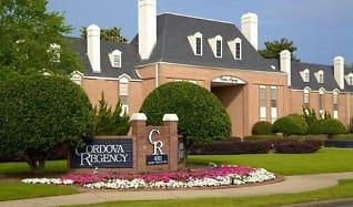 Building, Cordova Regency