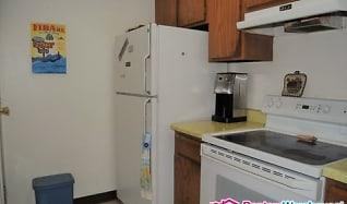 Kitchen, 3550 S Harlan St Unit 227
