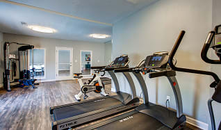 Fitness Weight Room, The Reserve at 2070