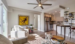 Living Room, Harbor Cove Apartment Homes