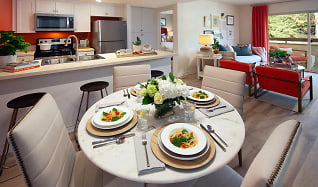 Dining Room, Seascape Apartment Homes