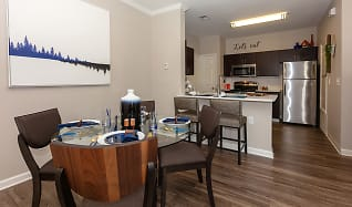 Dining Room, Windsor Townhomes and Apartments