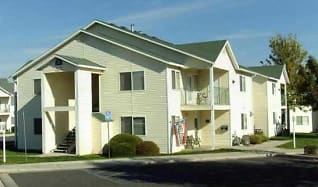 Building, Turnberry Apartments