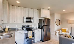 Kitchen, Cameo Townhomes