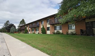 Building, Oakridge Apartments