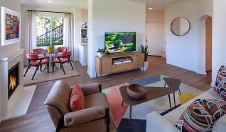 Living Room, Vista Real Apartment Homes