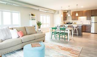 Living Room, Elevate at Southwest Station