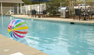 Pool, Bay Breeze Apartment Homes