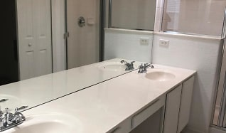 Bathroom, 409 Hilgard Cove