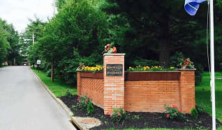 Community Signage, Monticello Apartments & Townhomes