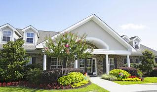 Building, Cross Creek Villas