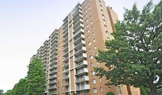 Building, London Park Towers