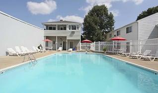 Pool, Shorewood Apartments