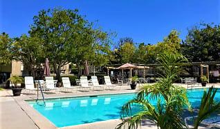 Pool, Newport Village Apartments