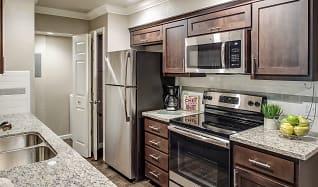 Kitchen, The Overlook at Blue Ravine