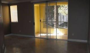 Living Room, 220 E Flamingo Rd, Unit 102