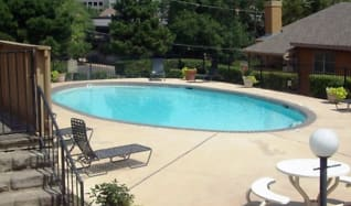 Pool, The Venue at Greenville