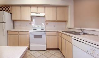 Kitchen, Fairways at Lake Mary