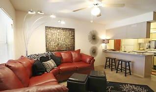 Living Room, The Links At Texarkana
