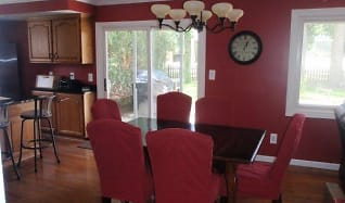 Dining Room, 4607 Mill Pond Dr