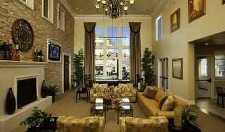 Living Room, The Alexander At South Virginia